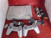 SONY PLAYSTATION 1 - GAME CONSOLE